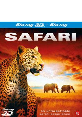 3D + 2D Safari