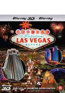 3D + 2D Welcome to the fabulous Las Vegas