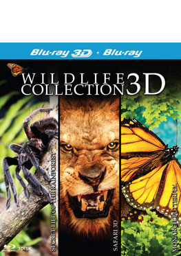 3D + 2D Wildlife collection