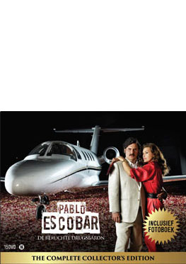 Pablo Escobar – De beruchte drugsbaron The Complete Collector's Edition