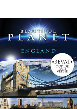 Beautiful Planet: England (Blu-ray + free dvd)