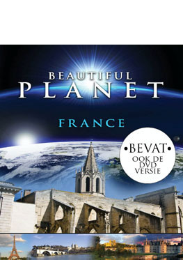 Beautiful Planet: France (Blu-ray + free dvd)