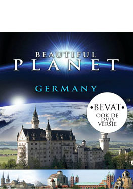 Beautiful Planet: Germany (Blu-ray + free dvd)