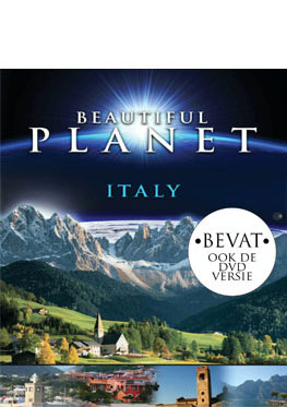 Beautiful Planet: Italy (Blu-ray + free dvd)