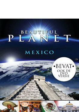 Beautiful Planet: Mexico (Blu-ray + free dvd)