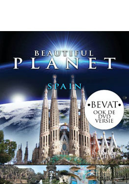 Beautiful Planet: Spain (Blu-ray + free dvd)