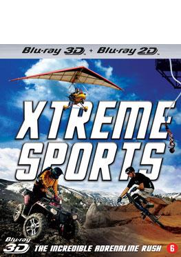 3D + 2D Xtreme Sports