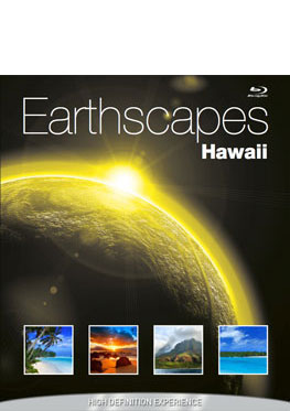 Earthscapes – Hawaii (Blu-ray)