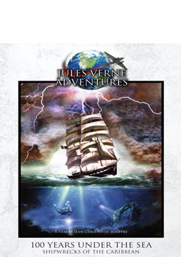 Jules Verne – 100 Years Under the Sea (Blu-ray + free dvd)