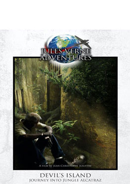 Jules Verne – Devil's Island (Blu-ray + free dvd)