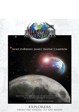 Jules Verne – Explorers (Blu-ray + free dvd)