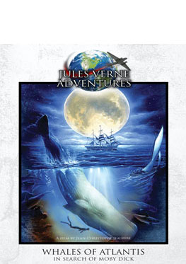 Jules Verne – Whales of the Atlantis (Blu-ray + free dvd)