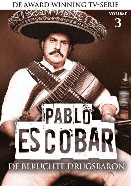 Pablo Escobar – De beruchte drugsbaron Volume 3