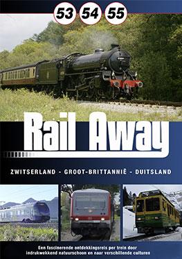 Rail Away 53, 54, 55