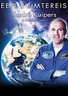 Een Ruimtereis met Andre Kuipers en Alexander Gerst