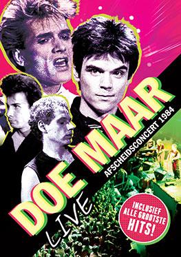 Doe Maar – afscheidsconcert 1984
