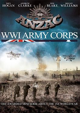 WW-1 Army Corps – Anzac