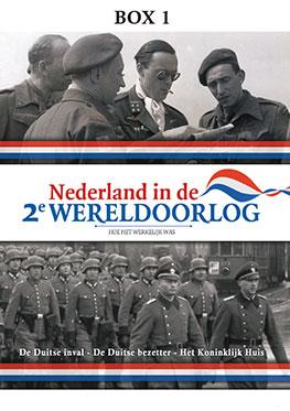 Nederland in de 2e Wereldoorlog, hoe het werkelijk was Box 1