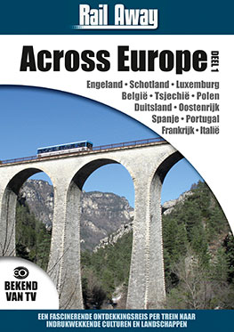 Rail Away Across Europe 1