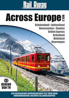 Rail Away Across Europe 2