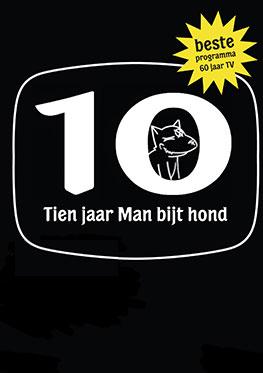 Tien jaar Man bijt hond