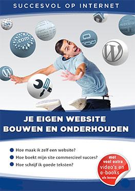 succesvol op internet - Je eigen website maken en onderhouden