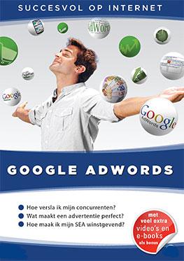 Succesvol op internet - Google Adwords DVD