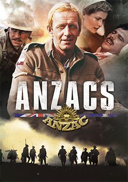 Anzacs – miniserie