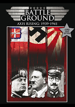 Battleground – Axis Rising 1939-1941