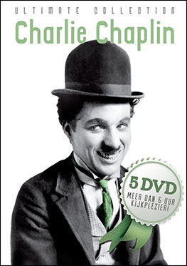 Charlie Chaplin Best of Box
