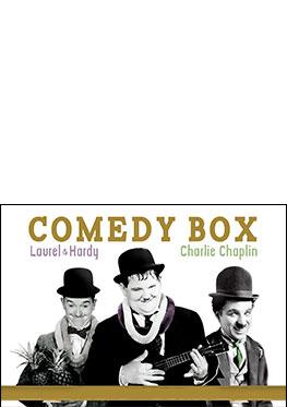 Comedy box (naast elkaar)