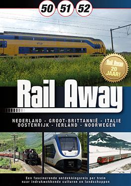 Rail Away 50, 51, 52