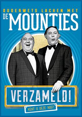 Ouderwets lachen met… De Mounties verzameld