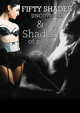 2-pack Fifty Shades of Gray