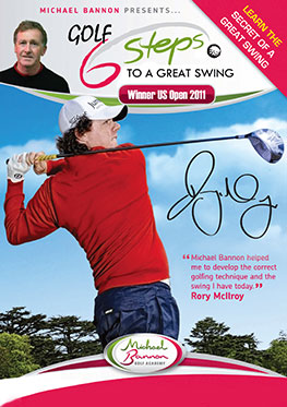Golf – 6 steps to a great swing