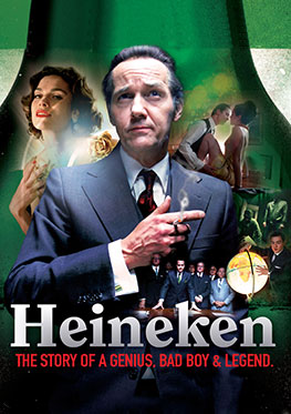Heineken – a Story of a genius, bad boy & legend