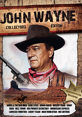John Wayne Collectors Edition