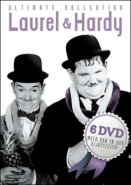 Laurel & Hardy Best of Box
