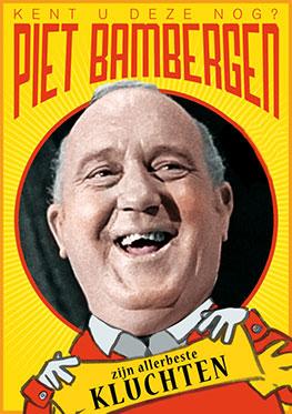 Piet Bambergen – zijn allerbeste kluchten