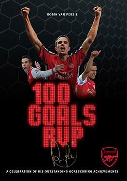 Robin van Persie – 100 fantastische Goals