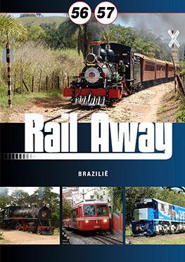 Rail Away 56, 57 – Brazilië overslaa