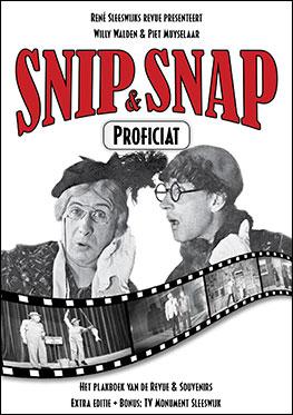 Snip en Snap – Proficiat 75 jaar (Uit het plakboek van de revue , Souvenirs & TV Monument Sleeswijk)