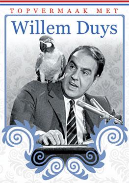 Topvermaak met… Willem Duys