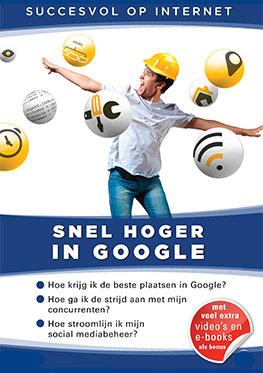 Succesvol op internet – Snel hoger in Google