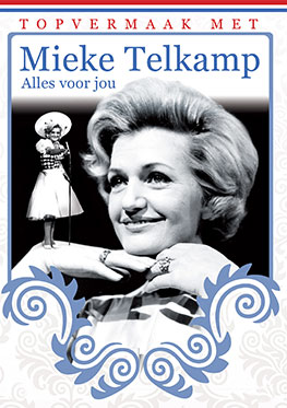 Topvermaak met… Mieke Telkamp