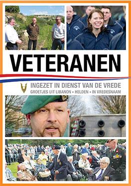 Veteranen ingezet in dienst van de vrede