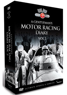 A Gentleman's Motor Racing Diary Vol 2