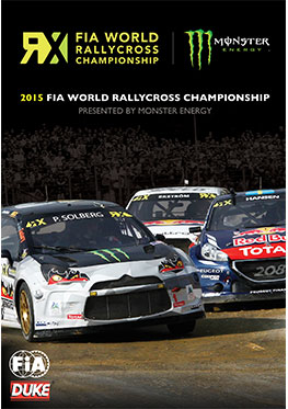 FIA World Rallycross 2015