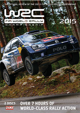 World Rally Championship 2015 Review