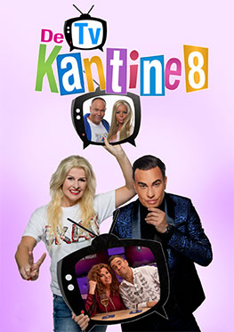 De TV Kantine seizoen 8